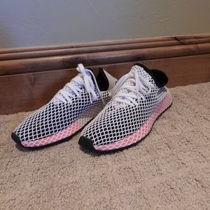 Adidas Deerupt Runner Sneakers (never been worn) 7